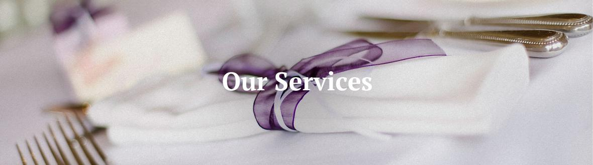 Our services banner picture